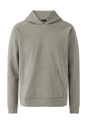 Hoodie Cotton Cashmere Terry Jersey