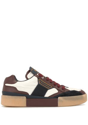 Dolce & Gabbana Miami low-top sneakers - Red