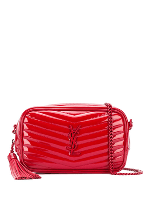 Saint Laurent Lou crossbody bag - Red