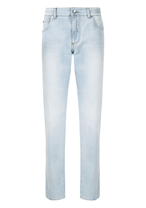 Dolce & Gabbana regular fit jeans - Blue