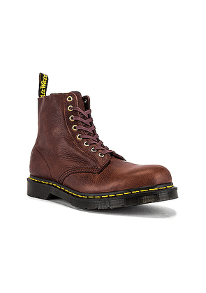 Dr. Martens 1460 Pascal Boot in Cask - Brown. Size 8 (also in 10,11,13,7,9).