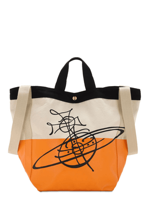 Worker Runner Cotton Tote Bag