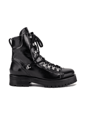 ALLSAINTS Franka Boot in Black. Size 36,37,39,40,41.