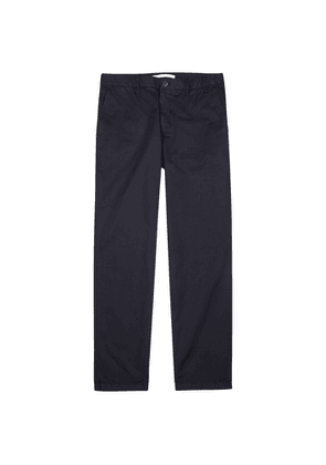 Norse Projects Aros Straight-leg Cotton Trousers