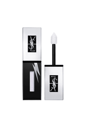 Yves Saint Laurent Vernis À Lèvres Liquid Lipstick - The Holographics - Colour 507 Holo White