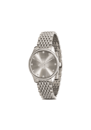Gucci G-Timeless watch - SILVER