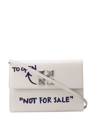 Off-White 2.8 Jitney quote bag