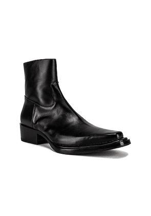 Acne Studios Boot in Black - Black. Size 42 (also in 41,44,45).