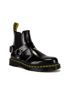 Dr. Martens Wincox Harness Boot in Black - Black. Size 11 (also in 12).