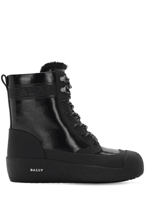 30mm Garbel Patent Leather Boots