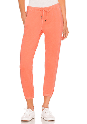 NSF Danica Jogger in Orange. Size S,XS.