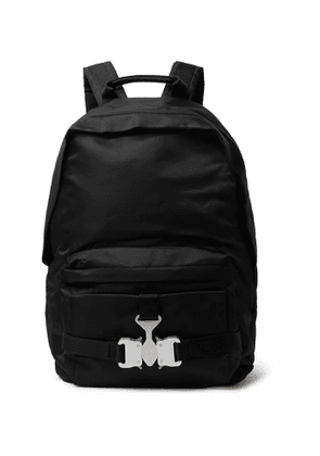 1017 ALYX 9SM - Tricon Nylon Backpack - Men - Black