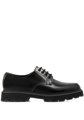 Gucci Double G Oxford shoes - Black