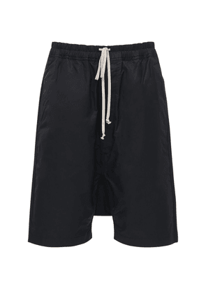 Drkshdw Organic Cotton & Nylon Shorts