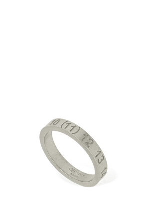 Logo Thin Ring