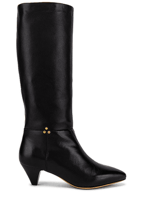 Jerome Dreyfuss Sandie 50 Boot in Black. Size 37,38,39,41.