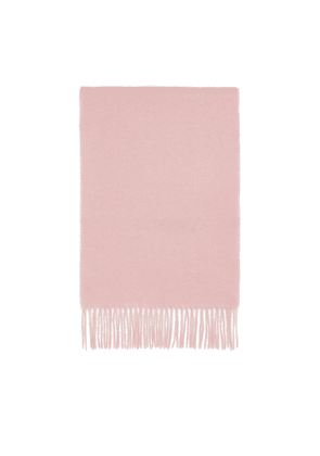 Mulberry Cashmere Scarf - Icy Pink