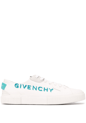 Givenchy low-top tennis sneakers - White