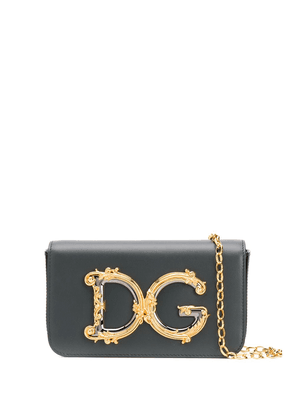 Dolce & Gabbana DG Girls crossbody bag - Green