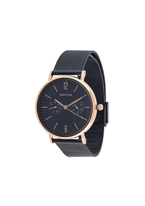Bering Classic textured style watch - BLUE