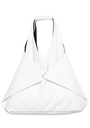 New Japanese Faux Leather Tote