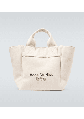 Alisse logo canvas tote bag