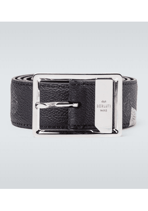 Hide Signature Canvas belt