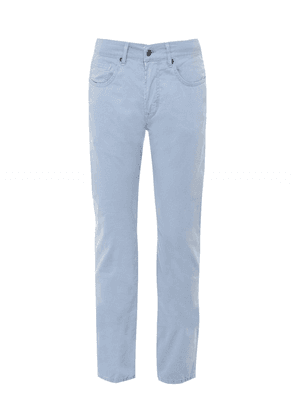 Baldessarini Slim Fit John Chinos Colour: Blue