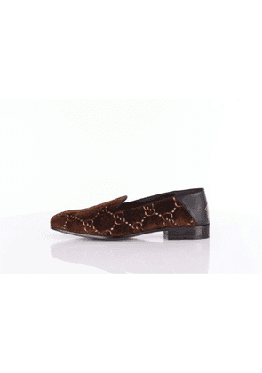 GUCCI Low shoes Loafers Men Brown