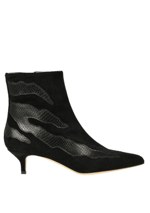 Ambra suede ankle-boots