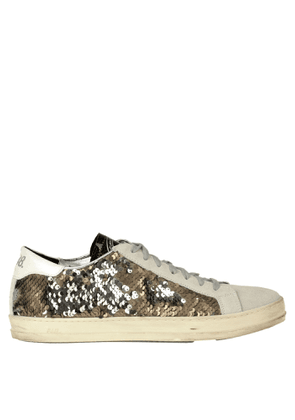 John sequined sneakers
