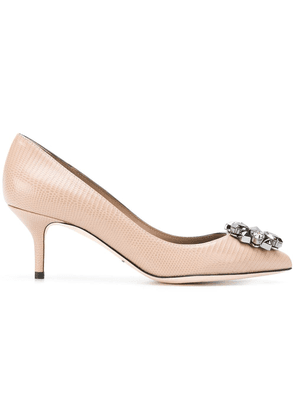 Dolce & Gabbana Bellucci pumps - Neutrals