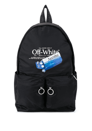 Off-White Pascal Medicine backpack - Black