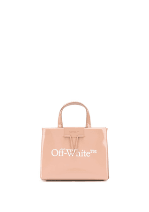 Off-White Baby Box tote bag - Neutrals