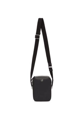 Dunhill Black Cadogan City Reporter Bag