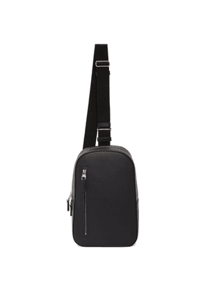 Dunhill Black Cadogan Sling Bag