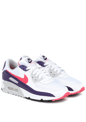 Air Max III leather sneakers