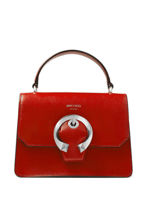 Jimmy Choo small Madeline satchel - Red