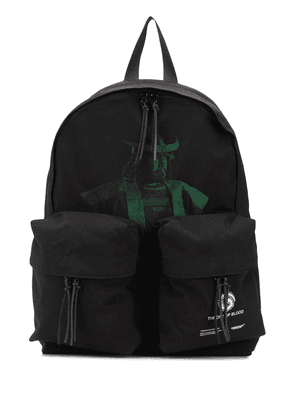 Undercover graphic print backpack - Black