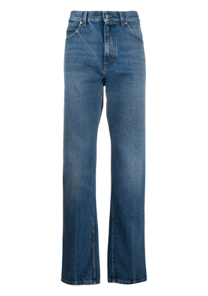 Gucci straight-fit jeans - Blue