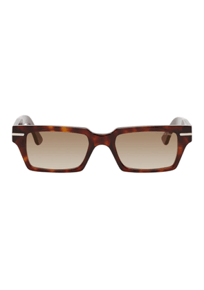 Cutler And Gross Tortoiseshell 1363-02 Sunglasses