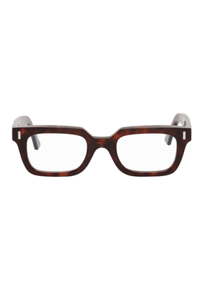 Cutler And Gross Tortoiseshell 1306-02 Glasses
