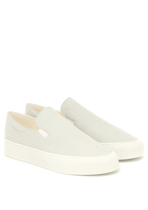 Marie H canvas sneakers