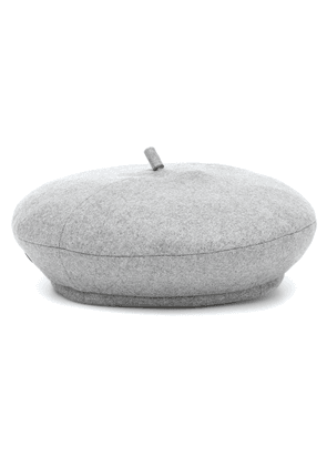 New Billy reversible cashmere beret
