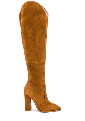 RAYE Outlaw Boot in Brown. Size 5.5,6,9.5.