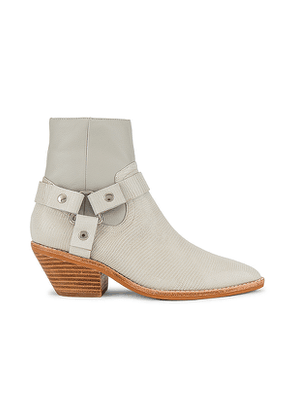 Caverley Don Boot in Taupe. Size 37.