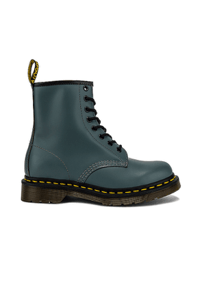 Dr. Martens 1460 Smooth Icon Boot in Grey. Size 6,7,8,9.