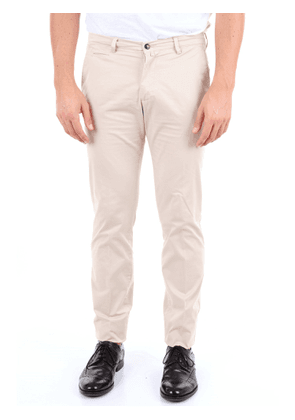 BRIGLIA Trousers Chino Men Beige