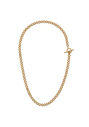 All Blues DNA 18kt Gold Vermeil Necklace