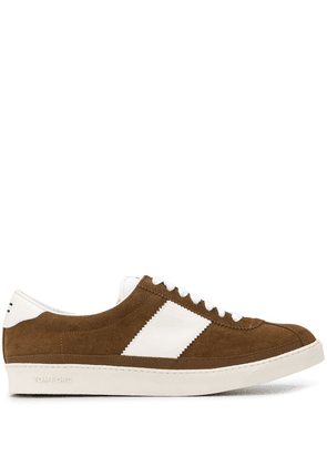 Tom Ford Bannister low-top sneakers - Brown